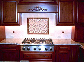 Winfield Construction kitchen remodel